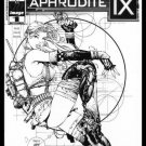 Aphrodite IX #1 (Black & White Variant Cover)
