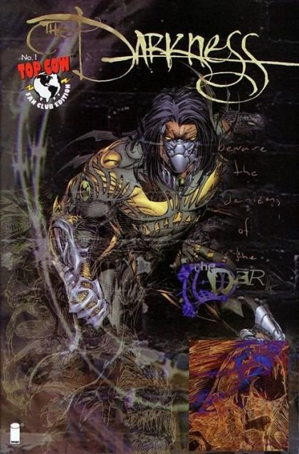 The Darkness, Vol. 1 #1 (Fan Club Cover)