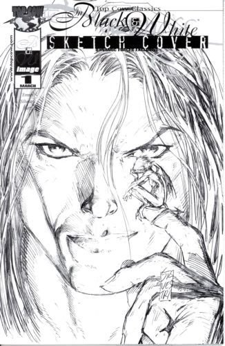 The Darkness, Vol. 1 #1 (Sketch Cover)