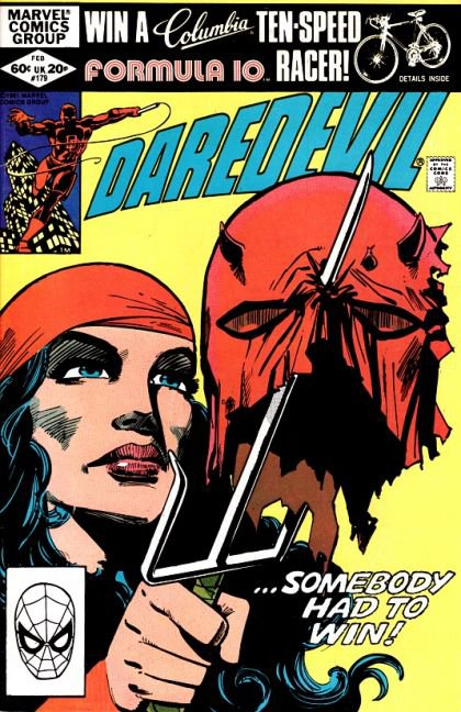 Daredevil, Vol. 1 #179