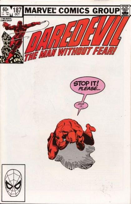 Daredevil, Vol. 1 #187