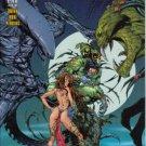 Witchblade / Aliens / Darkness / Predator: Mindhunter #2 A