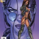 Witchblade / Tomb Raider (1998) #1 (Silvestri Cover)