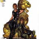 Witchblade / Tomb Raider (1998) #1 (White Cover)
