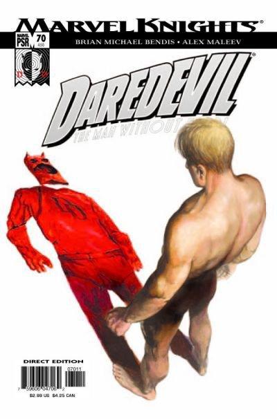 Daredevil, Vol. 2 #70