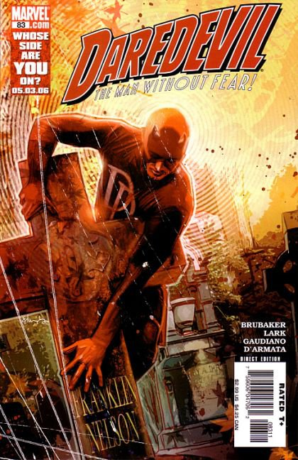 Daredevil, Vol. 2 #83