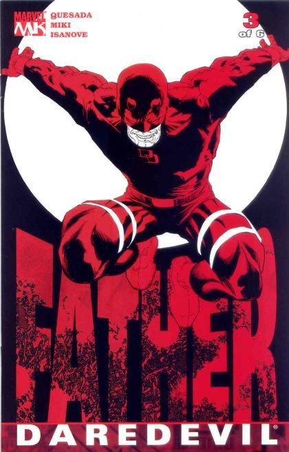Daredevil: Father #3