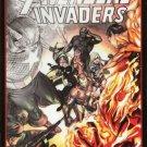 Avengers / Invaders Sketchbook