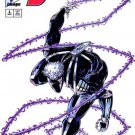 Backlash #1 (White Cover)