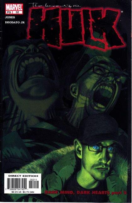 The Incredible Hulk, Vol. 2 #52