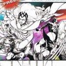 Astonishing X-Men Sketchbook Special