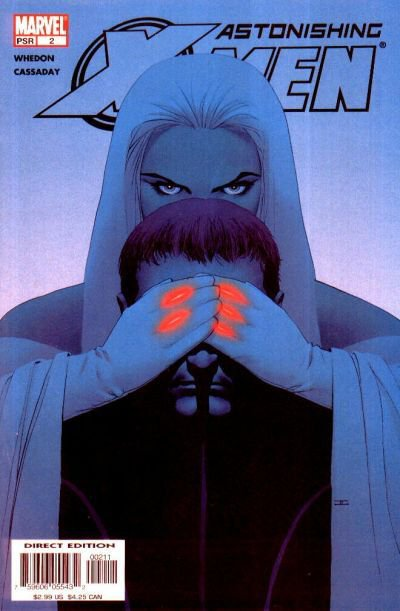 Astonishing X-Men, Vol. 3 #2