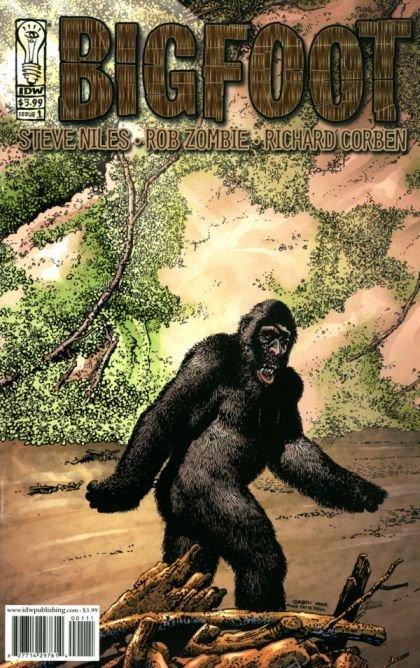 Bigfoot, Vol. 2 #1