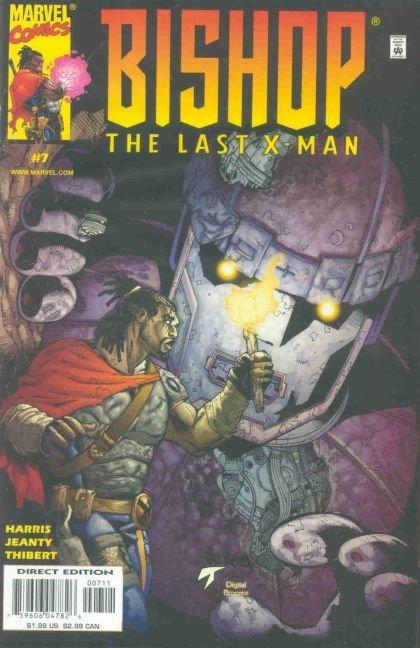 Bishop: The Last X-Man #7