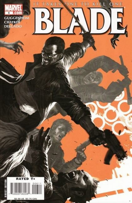 Blade, Vol. 3 #6