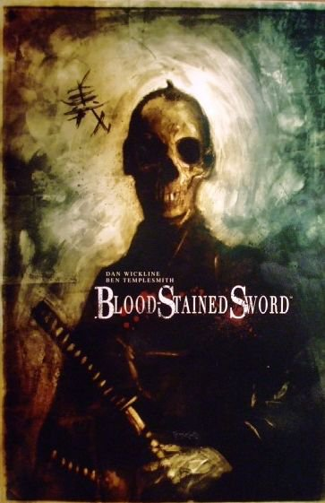 Blood Stained Sword