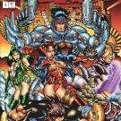 Bloodpool #1 (Pat Lee cover)