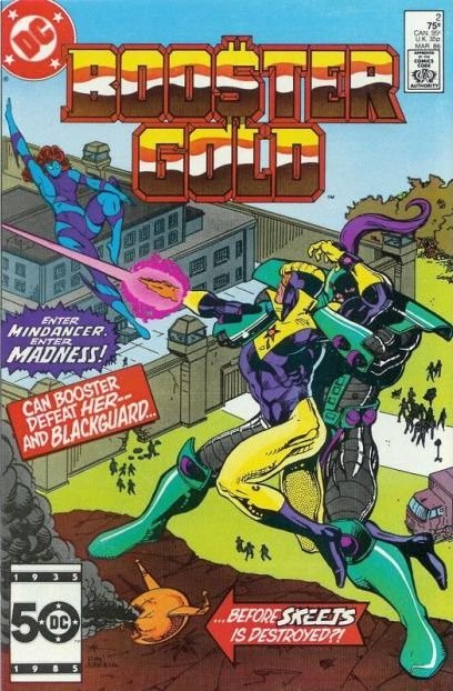 Booster Gold, Vol. 1 #2