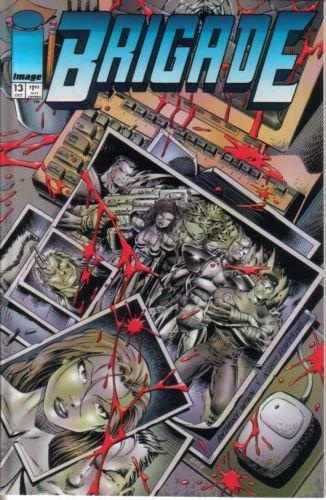Brigade, Vol. 2 #13