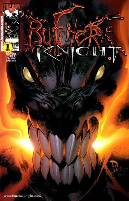 Butcher Knight #1