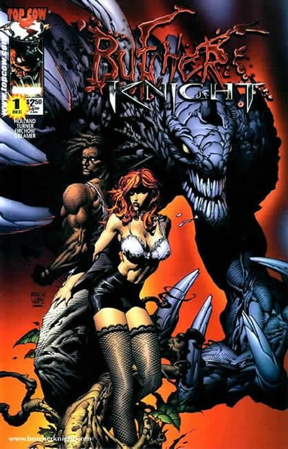 Butcher Knight #1 (Finch Cover)