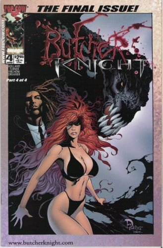 Butcher Knight #4