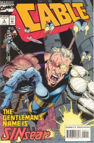 Cable, Vol. 1 #5
