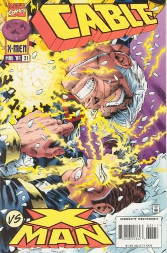 Cable, Vol. 1 #31