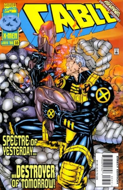 Cable, Vol. 1 #33