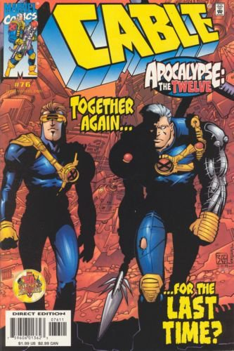Cable, Vol. 1 #76