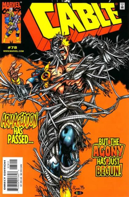 Cable, Vol. 1 #78