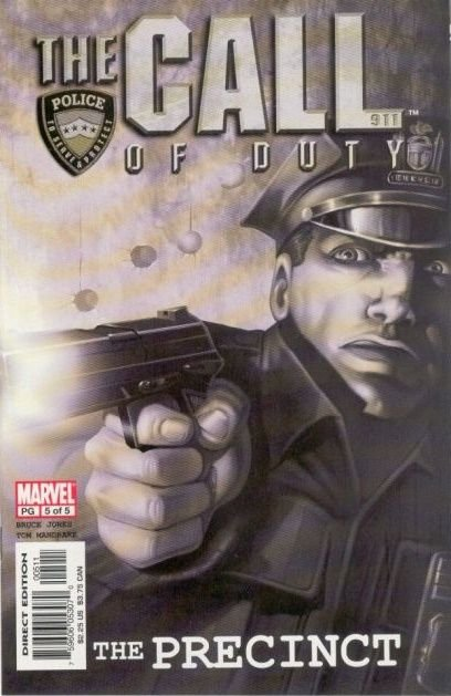 Call of Duty: The Precinct #5