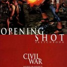 Civil War: Opening Shot #1