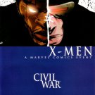 Civil War: X-Men #1