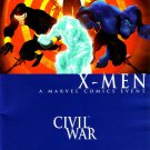 Civil War: X-Men #4