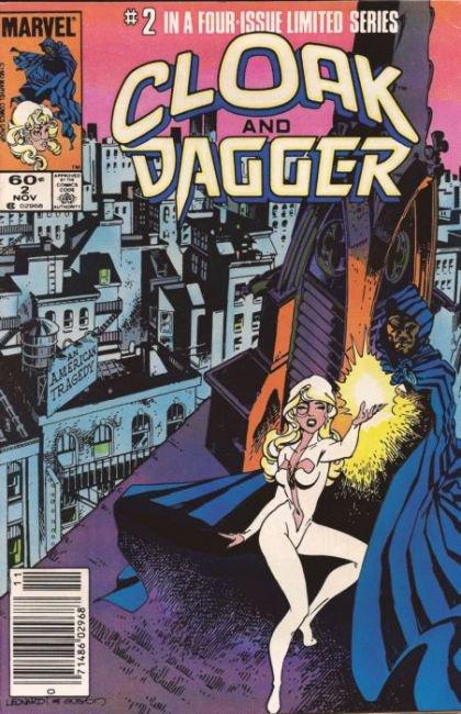 Cloak and Dagger #2