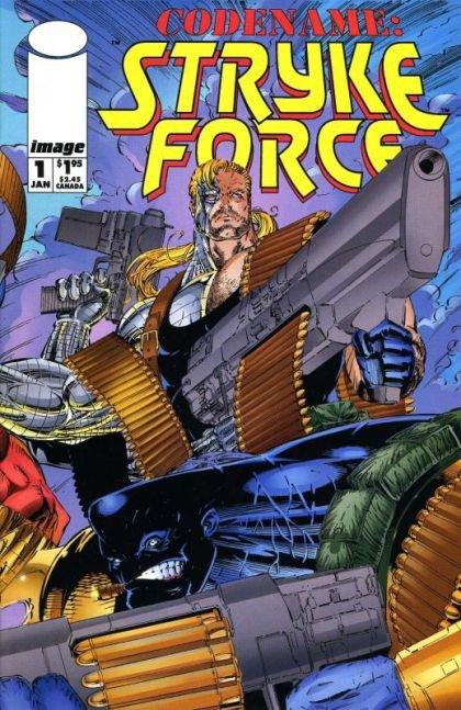 Codename: Stryke Force #1
