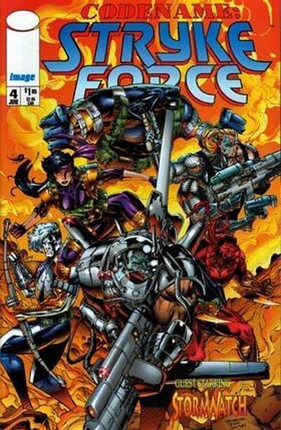 Codename: Stryke Force #4