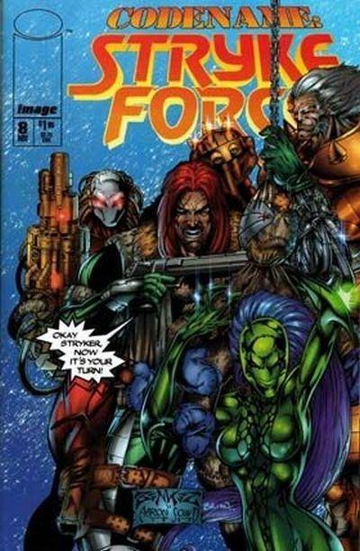 Codename: Stryke Force #8