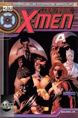 Codename: X-Men #1