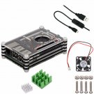 Case, Heatsink and Fan for Pi 2 and B+