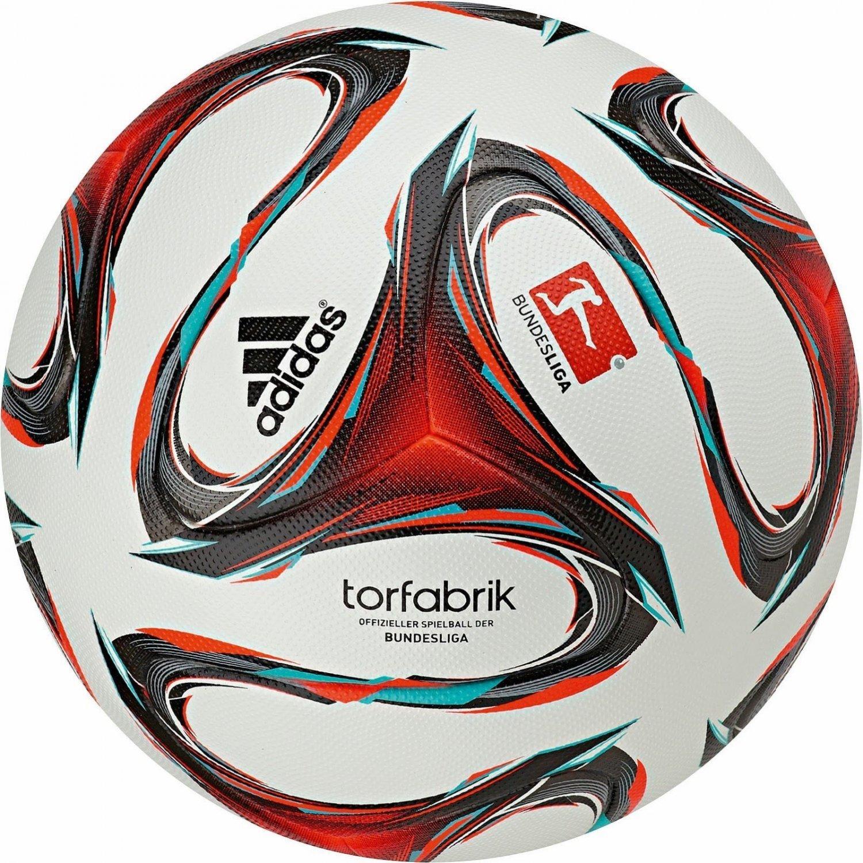 New Replica Adidas Bundas League New Soccer Ball Made In Sialkot (Pakistan)
