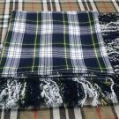 Highland Dress Gordon Scottish Kilt Tartan New Fly Plaid 48x48