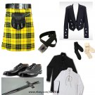 Scottish Macleod of Lewis Traditional Highland kilt-Skirt Deal