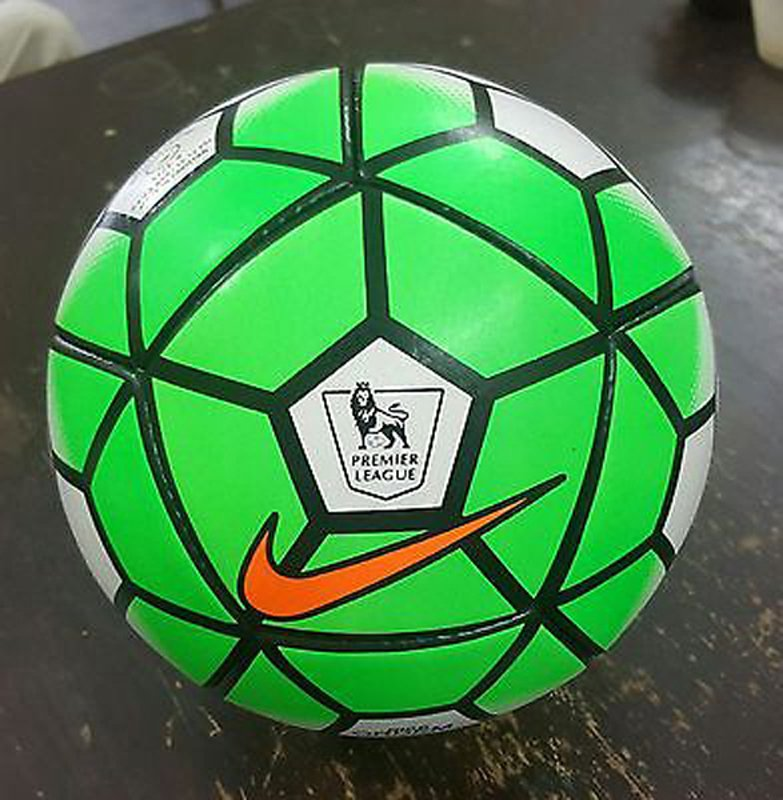 73eb6422fb80d Nike Ordem 3 Premier League Soccer Replica Ball A Quality Size 5 Green White