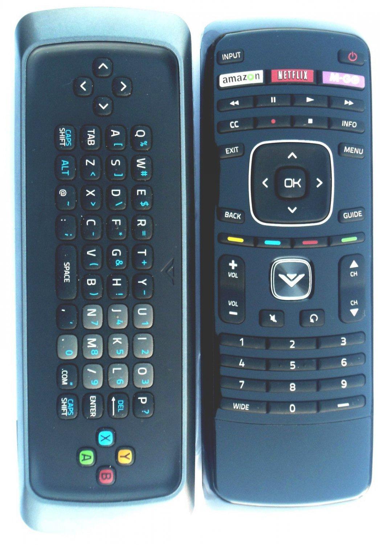 new vizio smart tv keyboard remote xrt302 sub xrv1tv