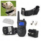 New 500YD Electric Trainer E-Collar Waterproof Remote Pet Safe Dog Shock Collar Training