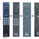 New SONY Remote RM-YD040 RM-YD034 RM-YD033 RM-YD042 RM-YD061 RM-YD036 RM-YD040 RM-YD063