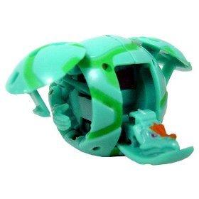 +NEW+ Bakugan Green Saurus Figure LOOSE +FREE SHIP+