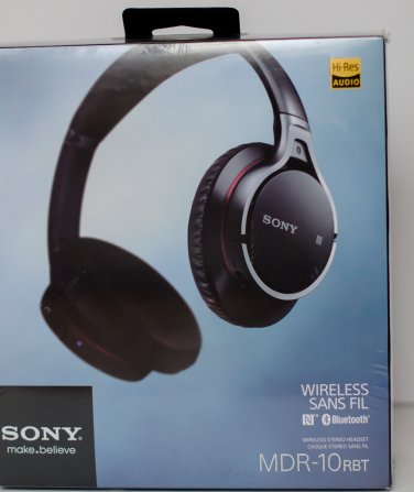 +NEW+ Sony MDR10RBT Bluetooth Wireless Headphones +FREE SHIPPING+